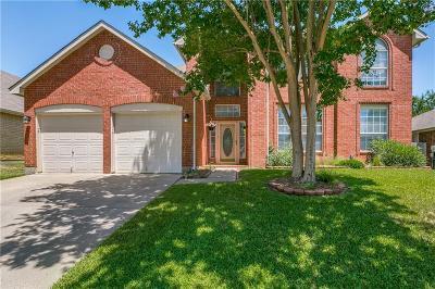 Park Glen, Park Glen Add Single Family Home For Sale: 7212 Mesa Verde Trail