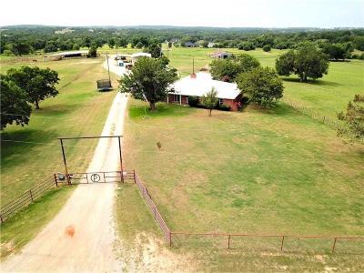 Poolville Farm & Ranch For Sale: 1871 W Dry Creek Road