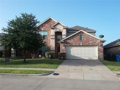 Forney Single Family Home For Sale: 2135 Callahan Drive