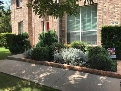 Wylie Single Family Home For Sale: 3600 Forsythia Drive