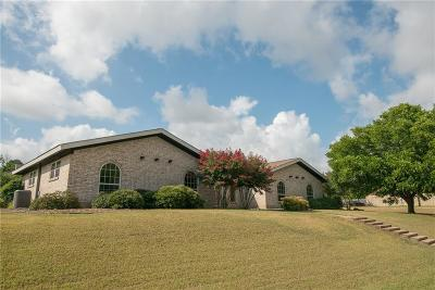 Joshua Single Family Home For Sale: 602 Country Club Drive