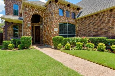 Fort Worth Single Family Home For Sale: 9632 Ben Hogan Lane