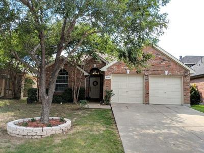 Rowlett Single Family Home For Sale: 9709 Links Fairway Drive