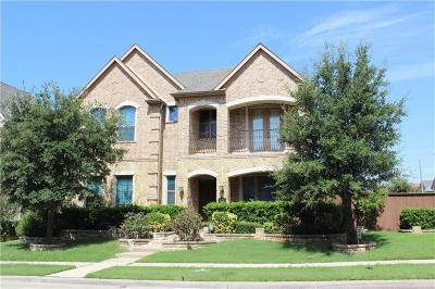Irving Single Family Home For Sale: 8731 Lindenwood Lane
