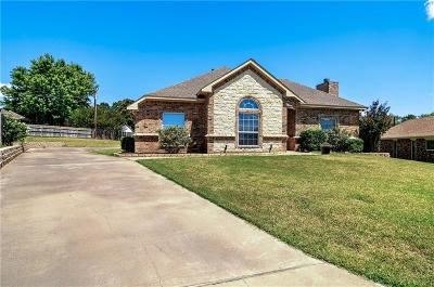 Denison Single Family Home For Sale: 2203 Park Circle