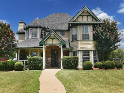 Colleyville Single Family Home For Sale: 4219 Green Meadow Street W