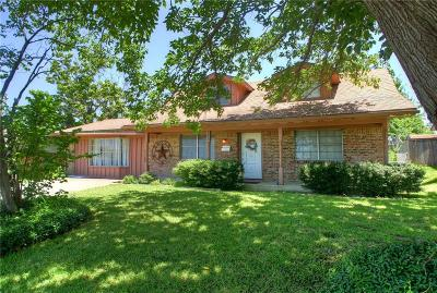 Rockwall, Fate, Heath, Mclendon Chisholm Single Family Home Active Option Contract: 505 Rogers Way