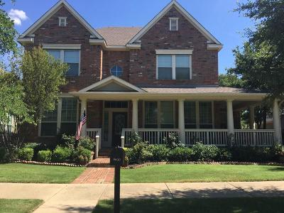North Richland Hills Single Family Home For Sale: 8600 Olmstead Terrace