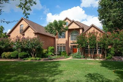 Double Oak Single Family Home For Sale: 302 Highland Court