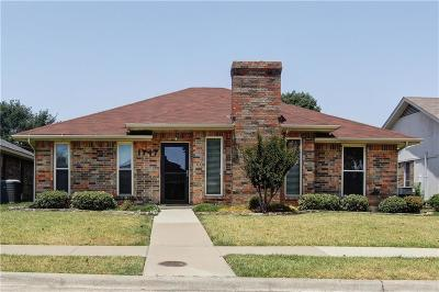Carrollton Single Family Home For Sale: 1747 Arledge