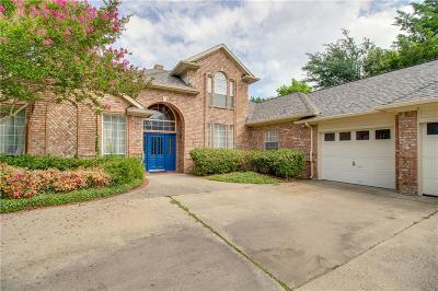 Rockwall Single Family Home For Sale: 1580 Champions Drive