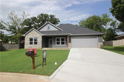 Denison Single Family Home For Sale: 1828 Woodland Park Drive