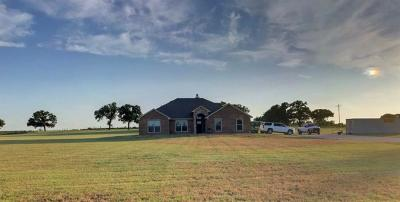 Stephenville Single Family Home For Sale: 160 Spring Creek