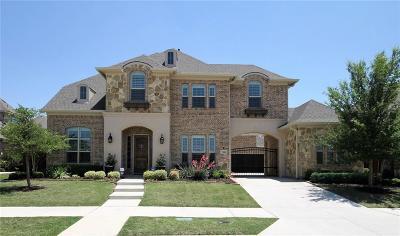 Frisco Single Family Home For Sale: 7308 Nichols Trail