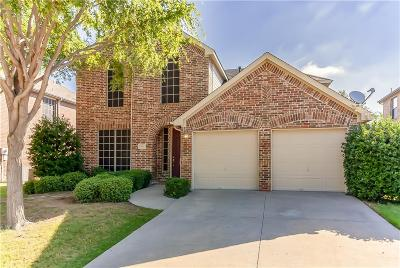 Frisco Single Family Home For Sale: 11616 Blackhawk Drive