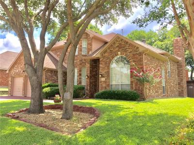 Mesquite Single Family Home For Sale: 2406 Pittsburg Landing