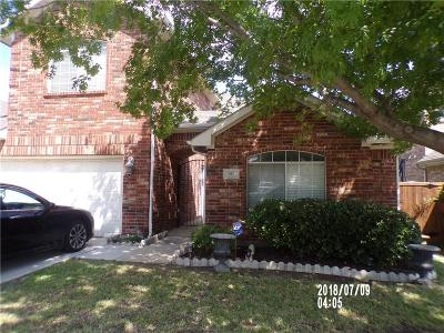 Coppell Single Family Home For Sale: 157 Turnberry Lane
