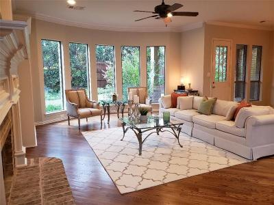 Frisco Single Family Home Active Option Contract: 11487 Locust Drive