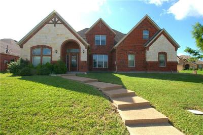 Mansfield Single Family Home For Sale: 4196 Stonebriar Trail
