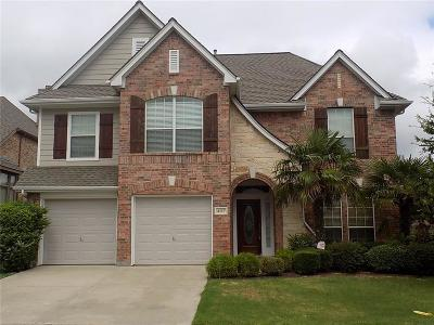 Bedford Single Family Home For Sale: 4117 Silverwood Lane