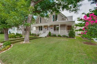 McKinney Single Family Home For Sale: 612 W Hunt Street