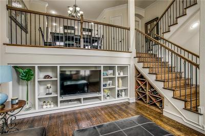 Farmers Branch Townhouse For Sale: 4033 Winsor Drive