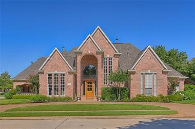 Colleyville Single Family Home For Sale: 7000 Whippoorwill Court