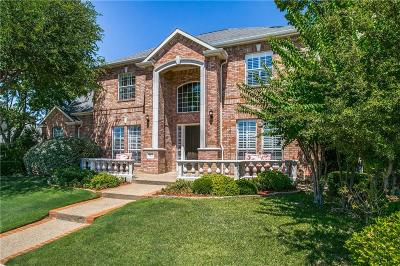 Coppell Single Family Home For Sale: 622 Glen Lakes Drive
