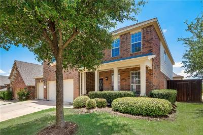 Fort Worth Single Family Home For Sale: 4900 Cliburn Drive