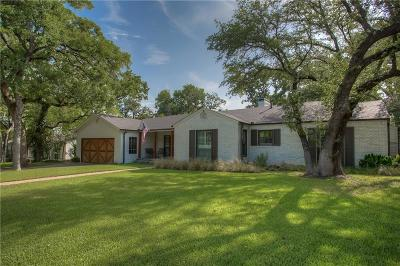 Fort Worth Single Family Home For Sale: 504 N Bailey Avenue