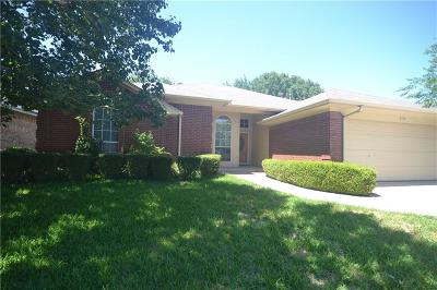 Single Family Home Active Option Contract: 5704 Fair Wind Street