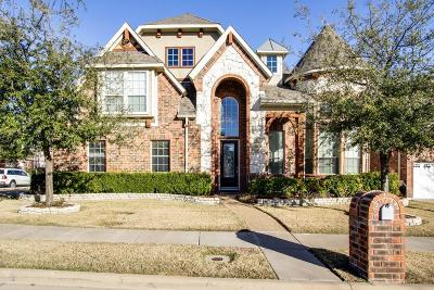 Irving Single Family Home For Sale: 10022 Stone Harbor Way
