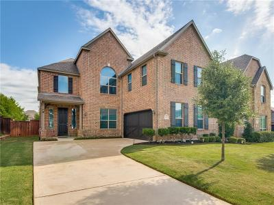 Keller Single Family Home For Sale: 513 Hunter Manor Drive