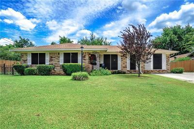Denison Single Family Home For Sale: 2506 Juanita Drive