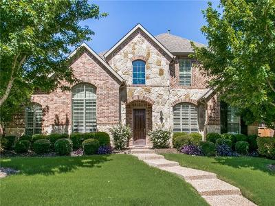 Frisco Single Family Home Active Contingent: 6469 Hunters Parkway