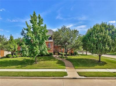 Argyle Single Family Home For Sale: 313 Chisholm Trail