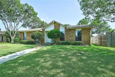 Coppell Single Family Home For Sale: 455 Clear Creek Lane