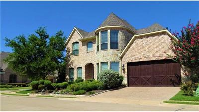 Garland Single Family Home For Sale: 6609 Springwood Lane