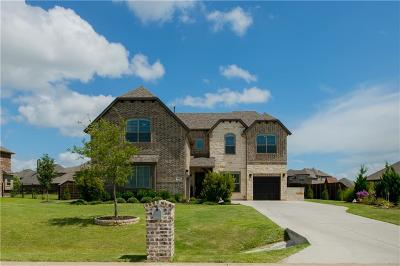 Wylie Single Family Home For Sale: 409 Pendall Drive