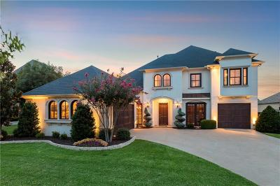 Mansfield Single Family Home Active Option Contract: 2203 Castle Creek Drive