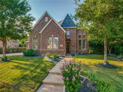 Mckinney Single Family Home Active Contingent: 4020 Hook Bill Drive
