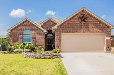 Azle Single Family Home For Sale: 1405 Glenwood Drive