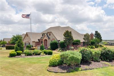 Benbrook Single Family Home For Sale: 6958 Mustang Creek Drive