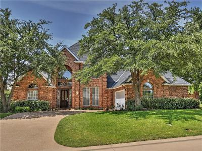 Fort Worth Single Family Home For Sale: 6500 Castle Pines Road
