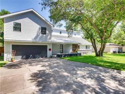 Fort Worth Single Family Home For Sale: 6916 Kirkwood Road