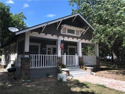 Comanche County Single Family Home For Sale: 1301 Grand