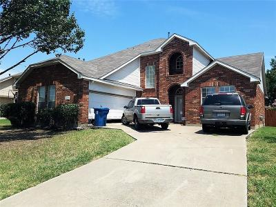 Sachse Single Family Home For Sale: 4408 Canvasback Lane