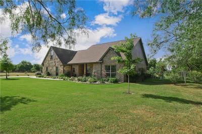 Burleson Single Family Home Active Option Contract: 1509 Marti Drive