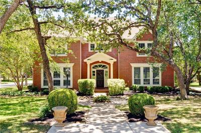 Southlake Single Family Home For Sale: 705 Truelove Trail