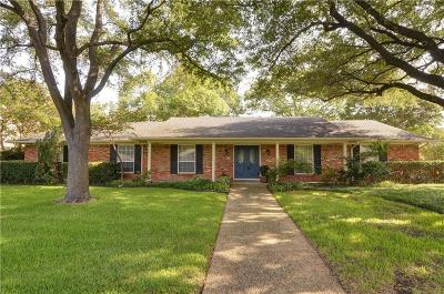 Dallas Single Family Home For Sale: 4115 Willow Ridge Drive